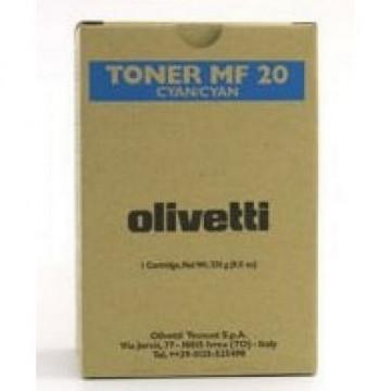 Olivetti Tóner láser B0434 cian
