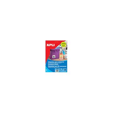 ETIQUETES A4 (0045x0045) (020f/20ef) APL12847 CUAD