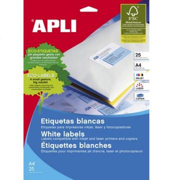 ETIQUETES A4 (0380x0212) (025f/65ef) APL01209