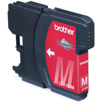 COMPATIBLE BROTHER (LC1100M/LC980M) MAGENTA