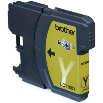 COMPATIBLE BROTHER (LC1100Y/LC980Y) GROC