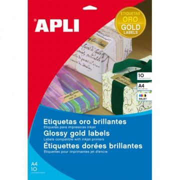ETIQUETES A4 (0457x0212) (010f/48ef) APL11349 OR/DEURAT    (ABO)