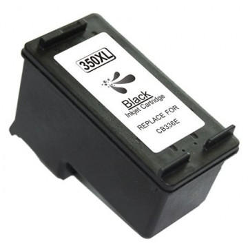 Compatible cartucho Hp CB336EE nº350XL negro karkemis