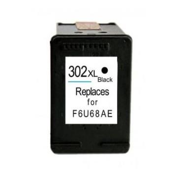 COMPATIBLE H.P. (F6U68AE) (302XL) NEGRE