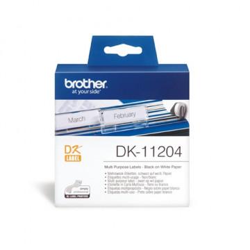 ETIQUETES BROTHER (017x054) 400u DK11204