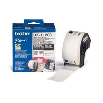 ETIQUETES BROTHER (038x090) 0400u. DK11208