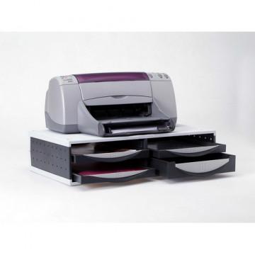 Soporte impresoras organizador 4 cajones 550x370x1