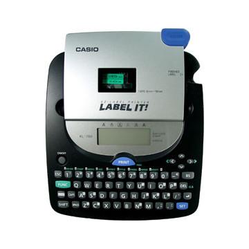 RETULAD. ELECT. LABEL PRINTER KL-780