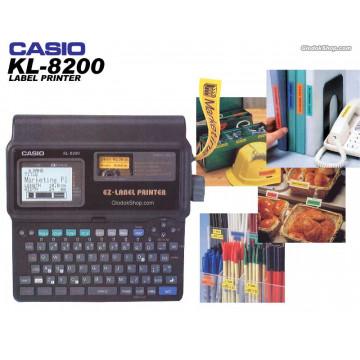 RETULAD. ELECT. LABEL PRINTER KL-8200