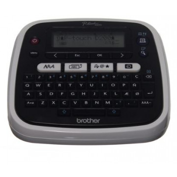 Rotuladora electrónica P-Touch PTD-200VP Brother