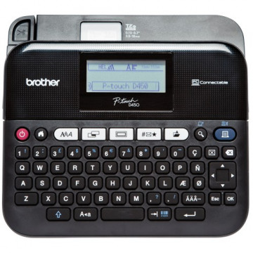 Rotuladora electrónica P-Touch PT-D450VP Brother