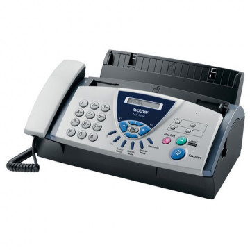 FAX BROTHER T104 (TRANSFERENCIA TERMICA)                   (ABO)