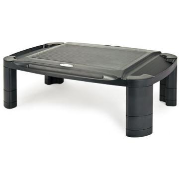 SOPORT MONITOR 550x350x175 TABLET NEGRE AIDATA (ELEVABLE)