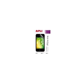 PROTECTOR PANTALLA iPhone 4/4S APLI 13455                  (ABO)