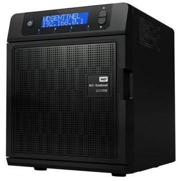 Nas WD Sentinel DX4000 WDBLGT0120KBK  sobremesa