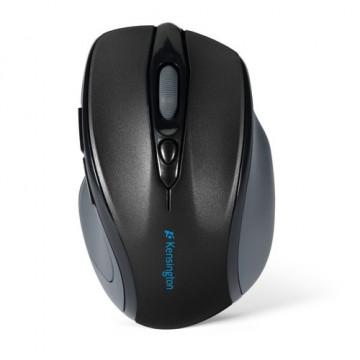 Ratón óptico inalámbrico Pro Fit negro tamaño mediano Kensington