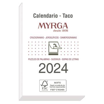 TACO CAL. PARED MYRGA 070X100                 (MYR1383)