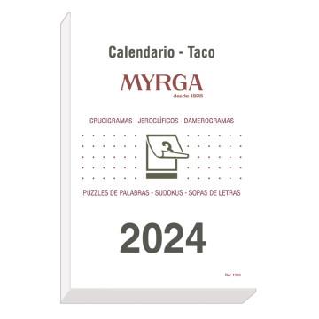 TACO CAL. PARED MYRGA 140X200                 (MYR1385)