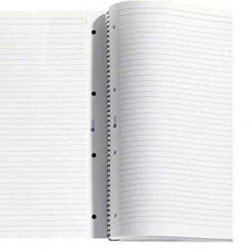 CUAD. ESP. NOTE BOOK A4 HORITZONTAL LLICENCIES             (ABO)
