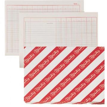 QUADERNET PAPER BARBA 90gr 231x340 (doble) (5f)