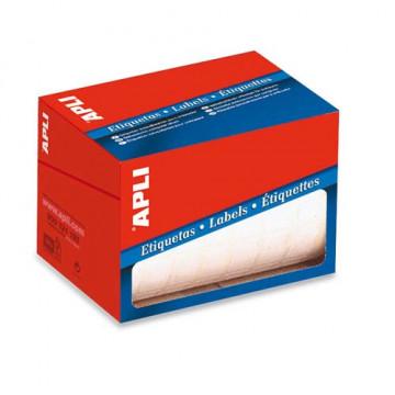 ETIQUETES ROTLLO 012x030 APL1680 (3500u)