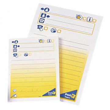TACO NOTES ADH. 076x102 MENSAJE POST-IT 7694 (50f)