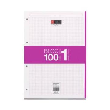 REC. FULLS 04T. NOTE BOOK OFIEXPERTS ROSA (80f) 80gr.