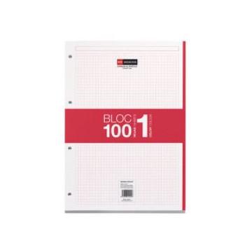 REC. FULLS 04T. NOTE BOOK OFIEXPERTS VERMELL (80f) 80gr.