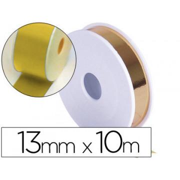 CINTA REGAL 19mm x 10m DEURARA / OR METALITZADA
