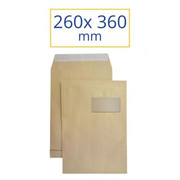 BOSSA KRAFT F.D. 230x330 DIN A4 (100u)                     (ABO)