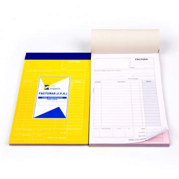 TAL. OEX. FACTURA 4º PLA. 2T. Nº. (IVA) (000562)