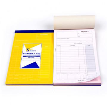 TAL. OEX. FACTURES (150x210) 4ºPLA.2T.Nº.(000563)