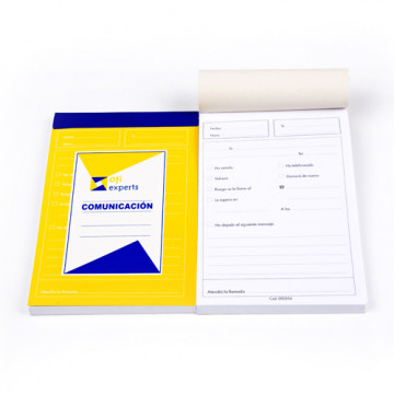 TAL. OEX. COMUNICACION (105x150) 8º P. 1T. (000554