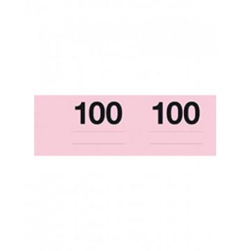 TAL. NUMEROS 1-100 (50x73) (SOT100060)(APL12940)