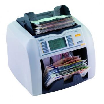 Contadora y detectora de billetes no clasificados rapidcount T 275 ratiotec®