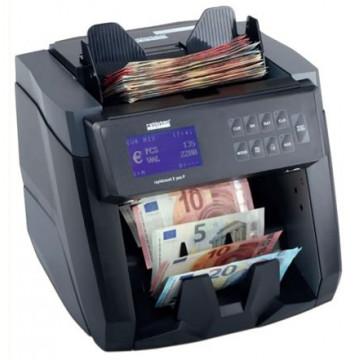 MAQUINA CONTA BITLLETS RATIOTEC X300P (BARREJATS)UV/IR/MG/MT/MC