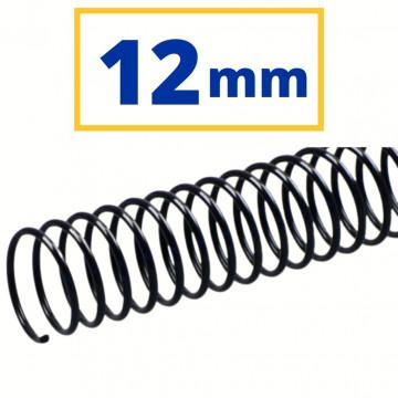 CANUTO PLASTIC (21a) 12 mm (85 FULLS) NEGRE