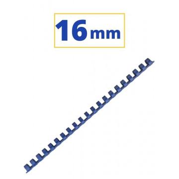 CANUTO PLASTIC (21a) 16mm (120 FULLS) BLAU