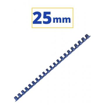 CANUTO PLASTIC (21a) 25mm (240 FULLS) BLAU