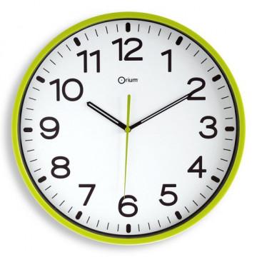 Reloj analógico 30 cm. color Kiwi Archivo 2000