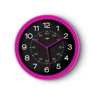 Reloj analógico 30 cm. color Rosa Archivo 2000
