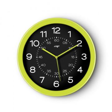 Reloj analógico 30 cm.color kiwi Archivo 2000