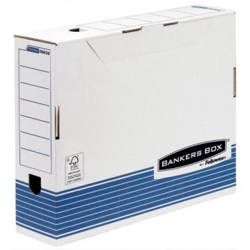 Caja archivo definitivo A3 100 mm. azul Fellowes