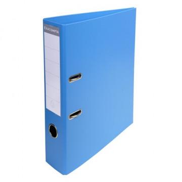 Archivador A4 70mm Pvc PremTouch azul colores vivos Exacompta