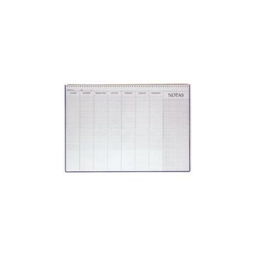 CALENDARI VADE ESP. S/V 240x180 A5 PETIT PERPETU