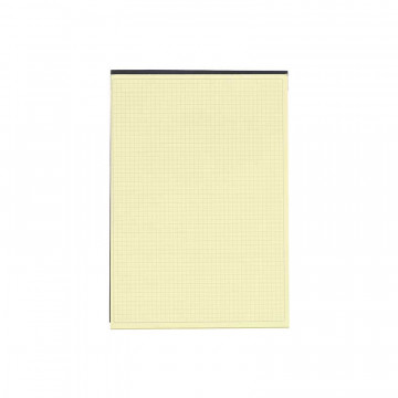 BLOC GRAPAT A4 GROC C.5 BLACK BLOCK (70f)