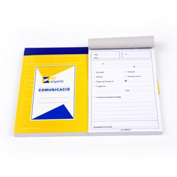 TAL. OEX. COMUNICACIO (105x150) 8º P. 1T. (000555)