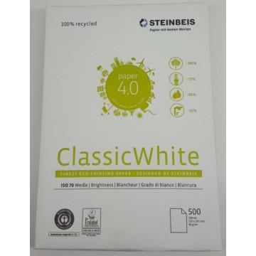 PAPER DIN A4  80 GR. (500u) RECICLAT