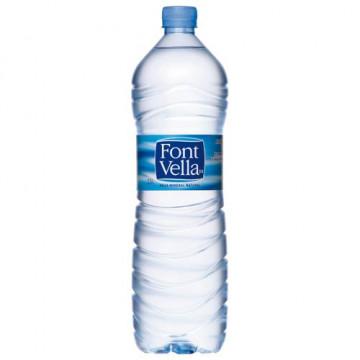 AIGUA FONT VELLA 1,5 L