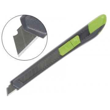 CUTTER 09mm PLASTIC ECO